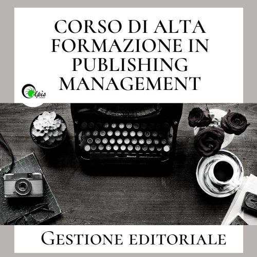 Corso di alta formazione in publishing management