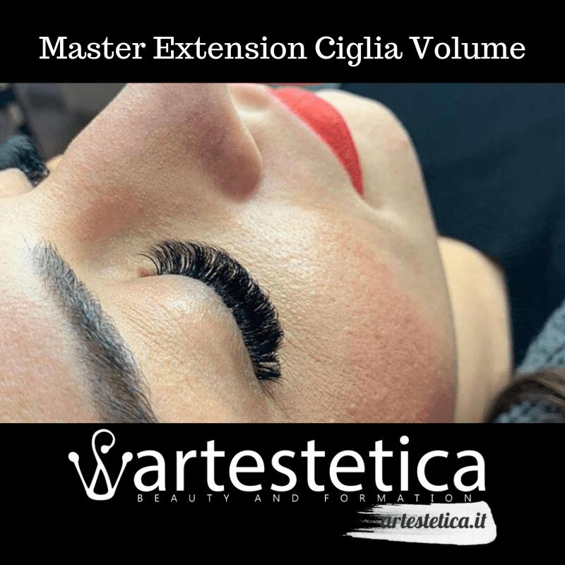 Master Extension Ciglia Volume