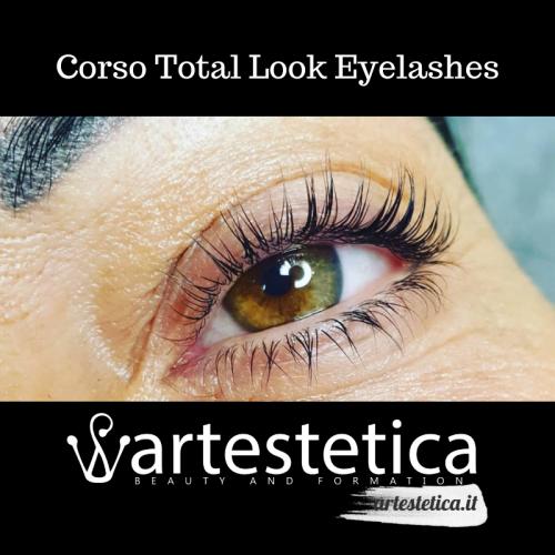 Corso Total Look Eyelashes