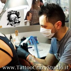 CarleoSergio - Tattoo Crazy Studio