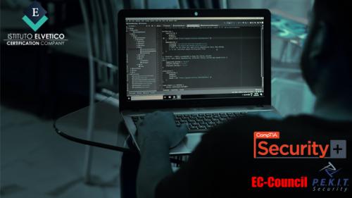 CORSO IN CYBER SECURITY SPECIALIST con Certificazioni CompTIA, EC-Council e PEKIT