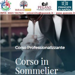 CORSO IN SOMMELIER