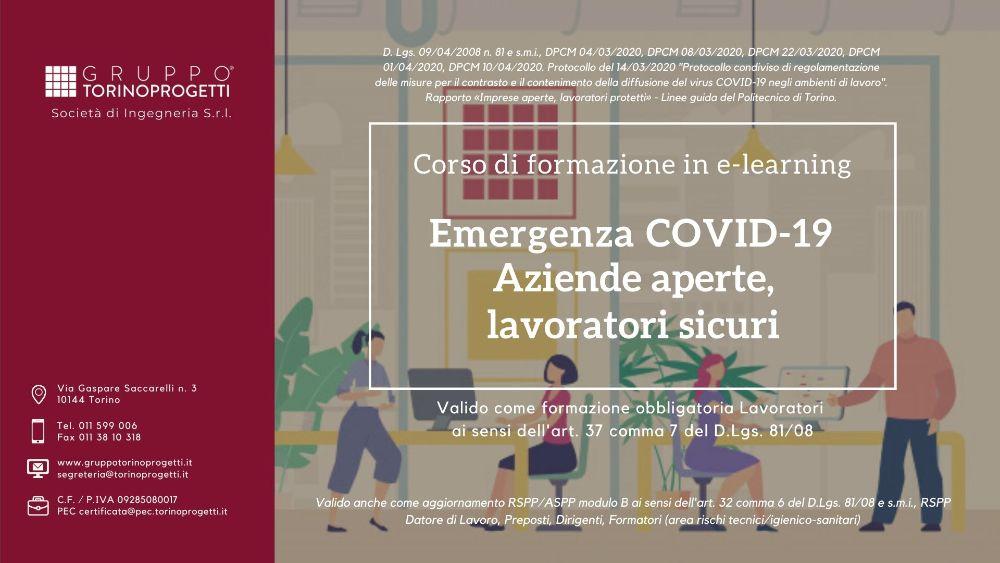 Presentazione Base corso COVID19
