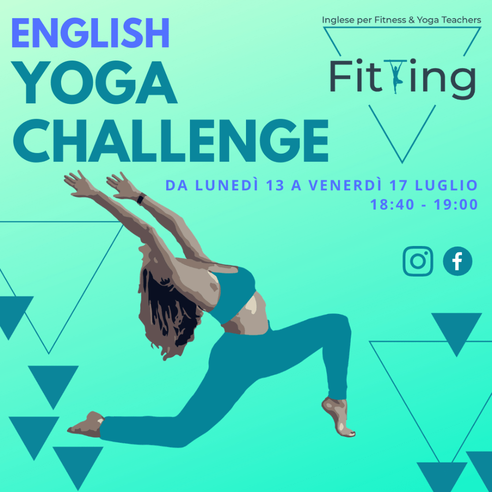 English Yoga Challenge, Quand'è?