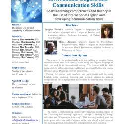 201117_online_locandina_international-scientific-English-health-communication_borgato-beatrice_quinci-antonio1