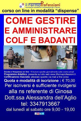 LOCANDINA CORSO ON LINE COME GESTIRE E AMMINISTRARE COLF E BADANTI_page-0001 (2)
