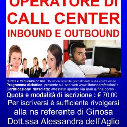 LOCANDINA CORSO ON LINE OPERATORE DI CALL CENTER INBOUND E OUTBOUND_page-0001