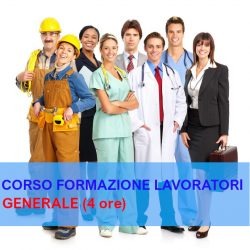 Corso Lavoratori Generale online